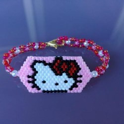 Pulsera Niña Hello Kitty