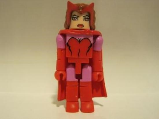 Broche X-Men Marvel :: Scarlet Witch ::