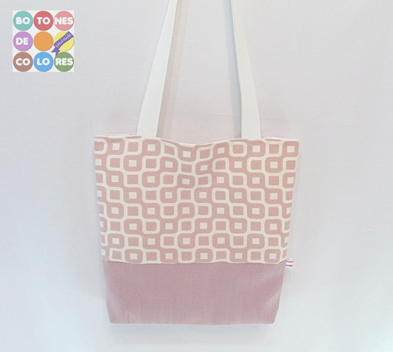 "Tote bag ""Rose"""