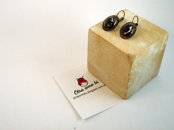 Pendientes Fimo | Fimo Earrings