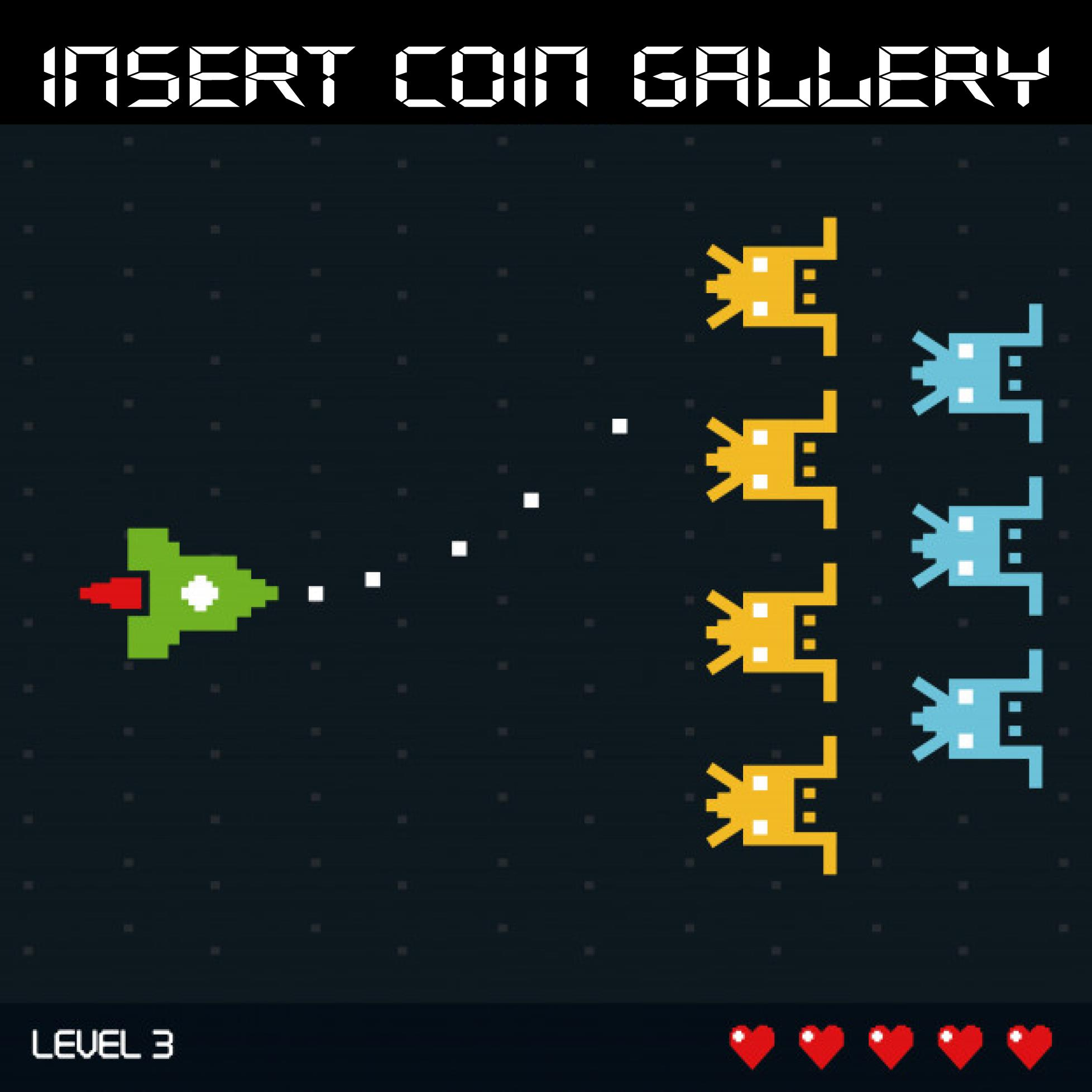 Insert Coin Gallery
