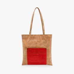 Red Essential Tote Bag