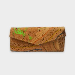 Rainbow Textured Women's Purse