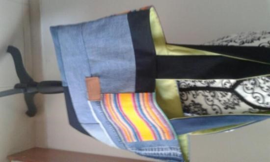 Bolso Eco Patchwork