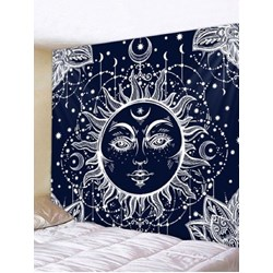 Fabric Wall Tapestry/Throw Sun Mandala