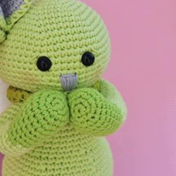 Coneja Amigurumi Exclusivo