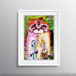 POSTER - DRAGONBALL SUPER