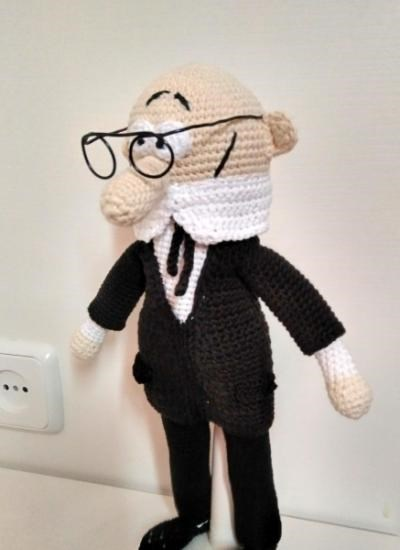 Amigurumis Mortadelo Y Filemón