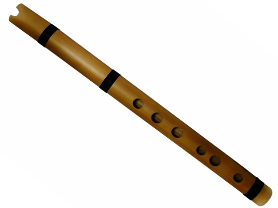 Professional bamboo Ramos quena flute in G