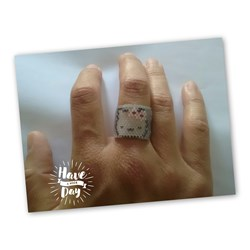 Anillo delicas Hello Kitty
