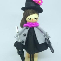 Broche Mary Poppins