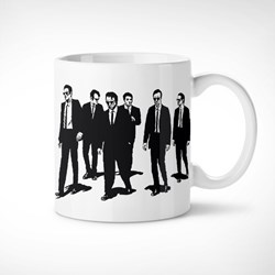 Reservoir dogs > Little green bag - Taza Mug // tarantino, mafia, culto, regalo, friki, pelicula