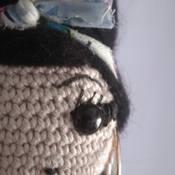 Amy winehouse amigurumi