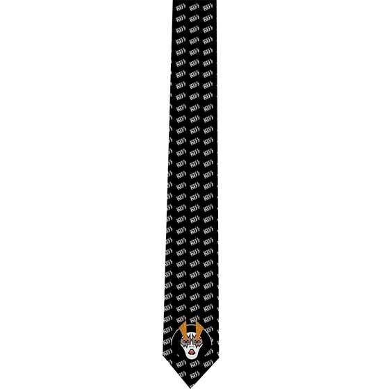 Kiss tie - necktie - corbata - Rock N Roll Over - Ace Frehley