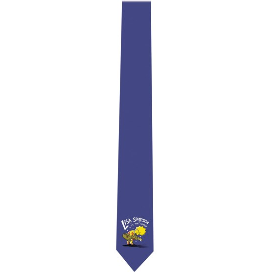 Simpsons Lisa tie - necktie - corbata