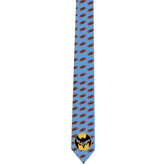 Batman tie - necktie - corbata - Justice League - model 2