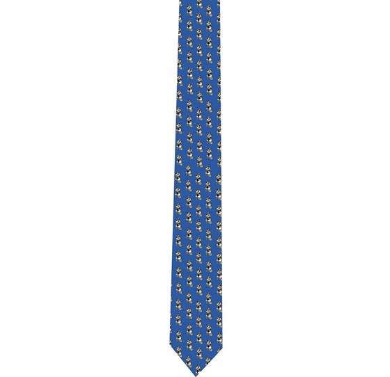 Donald Duck tie - necktie - corbata model 1 - Pato Donald