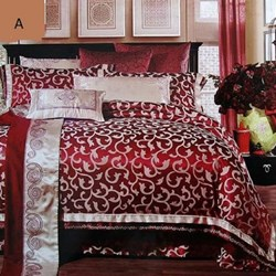 Luxurious jacquard bedding -Anne- J02     Luxury jacquard bed linen
