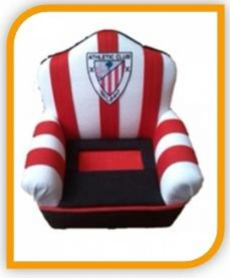 Sillon Porta Movil Del Athletic De Bilbao
