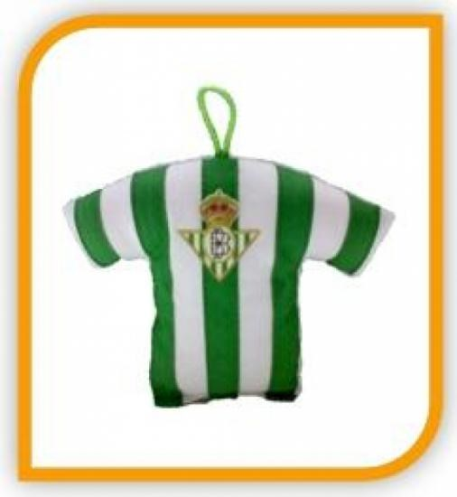 Mini Camiseta Del Real Betis