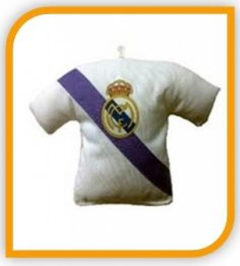 Mini Camiseta Del Real Madrid