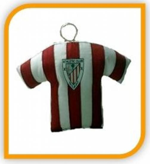 Mini Camiseta Cojin Del Athletic De Bilbao