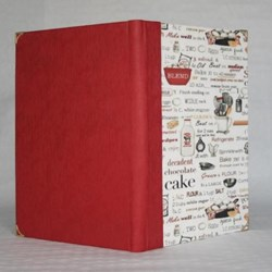 Cuaderno De Recetas * Recipes Notebook