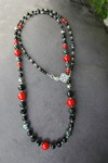 Collar de piedras preciosas FEMME / FEMME gemstone necklace